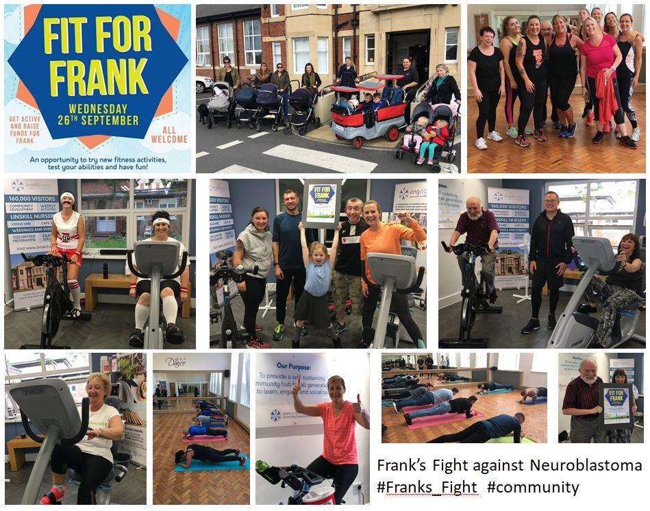 Fit for Frank – a fantastic effort
