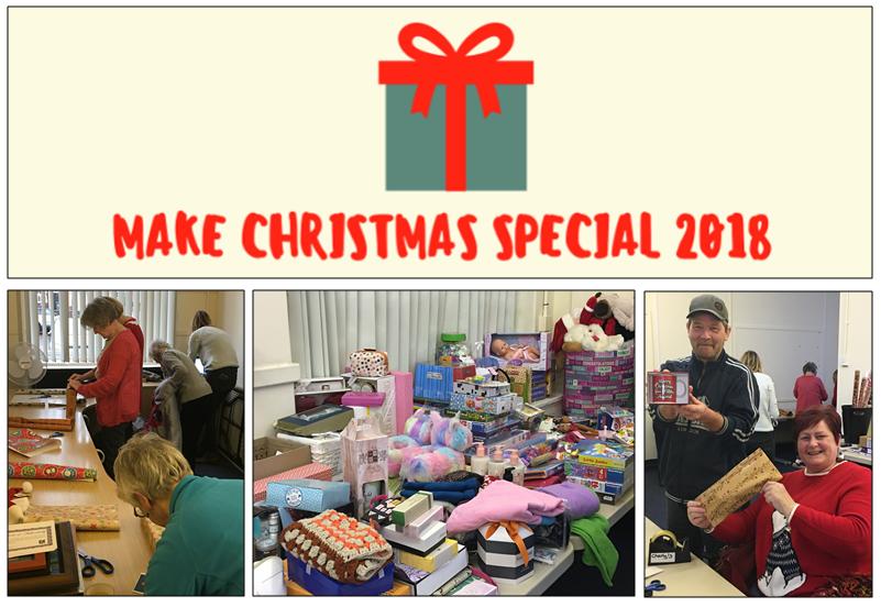 Make Christmas Special 2018