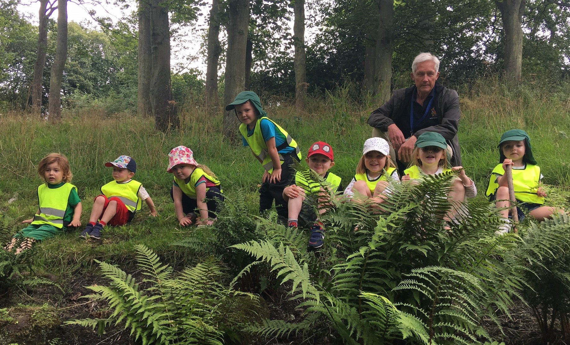 Forest School is coming to Linskill