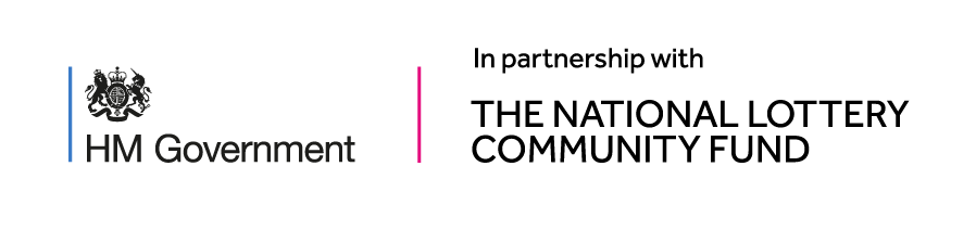 Support from The National Lottery Community Fund