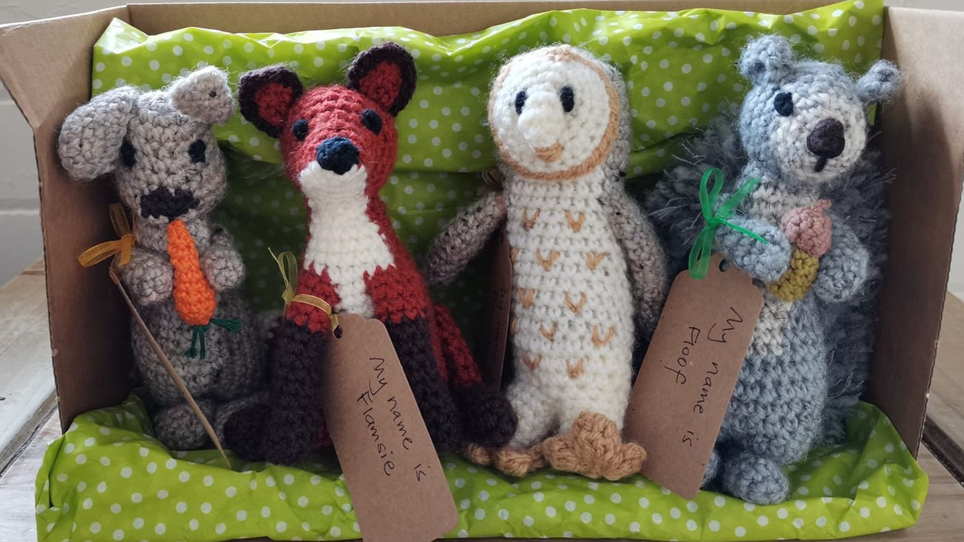 New mascots for Linskill Nursery