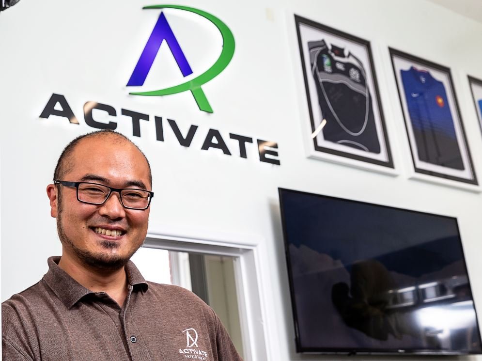 Activate Physiotherapy moves into the Linskill Centre