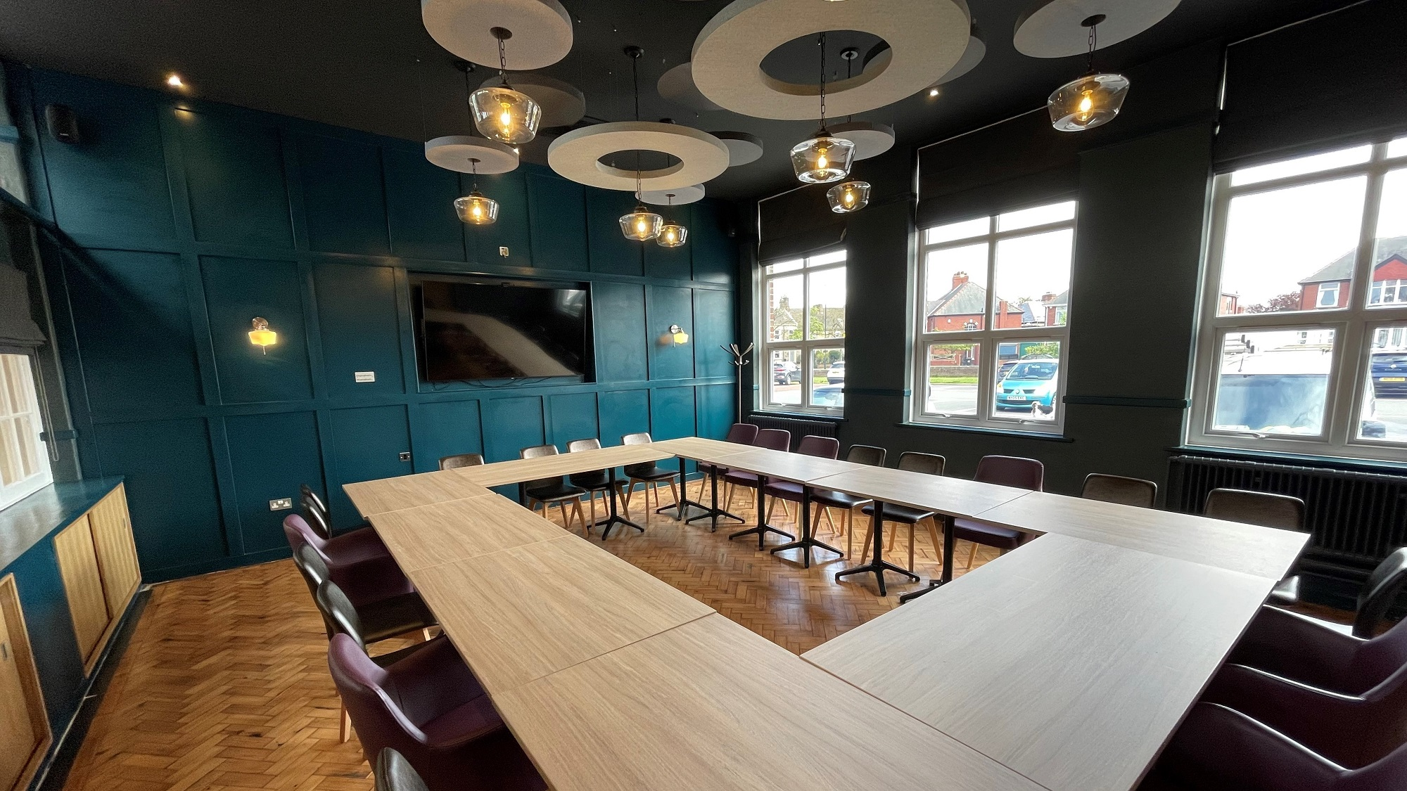 Langley Room – our new community space at Linskill