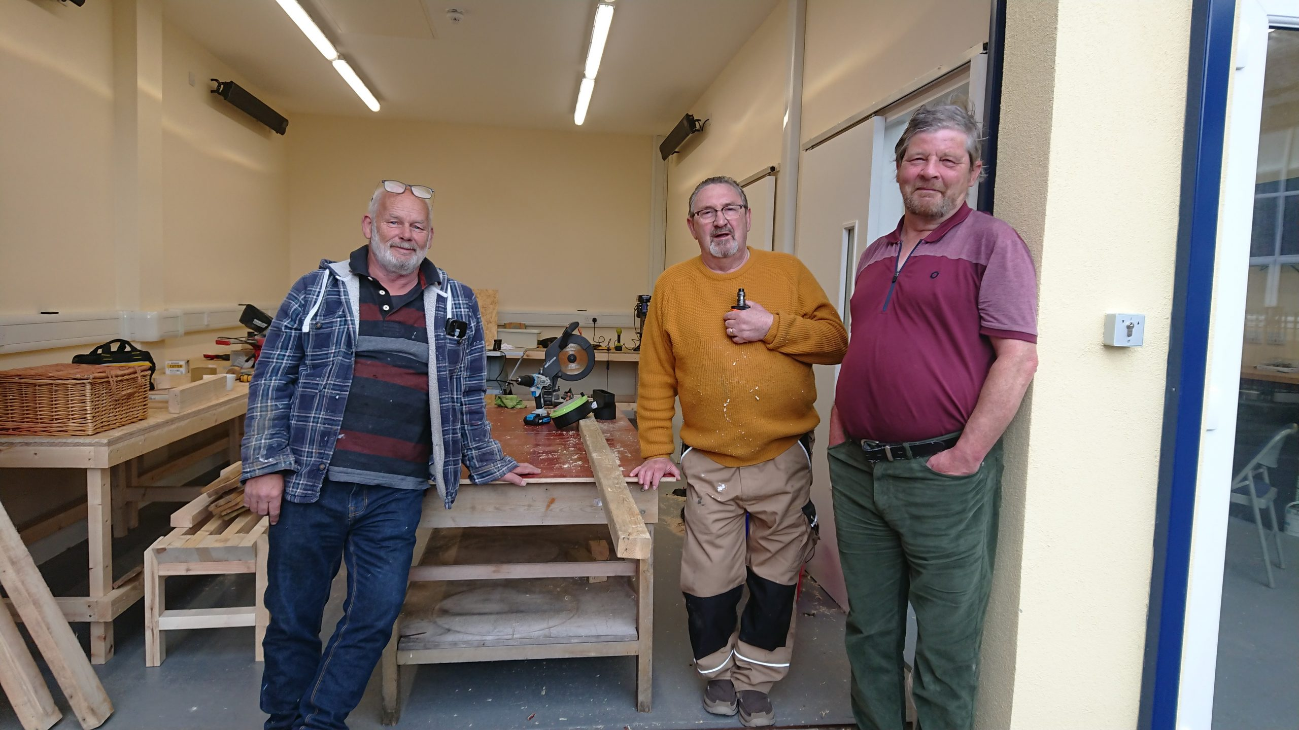 New lease of life for old garage at Linskill